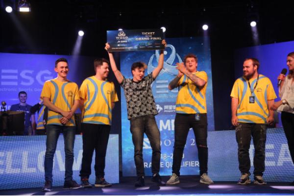 目标山城重庆 第三届WESG全球总决赛来了