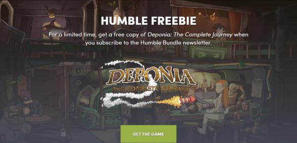 """Steam限时免费游戏 《德波尼亚》""""喜加一"""""""