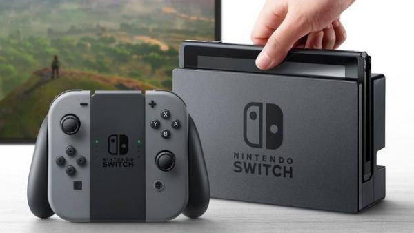 日媒爆料任天堂将推出小型Switch 更加便于携带