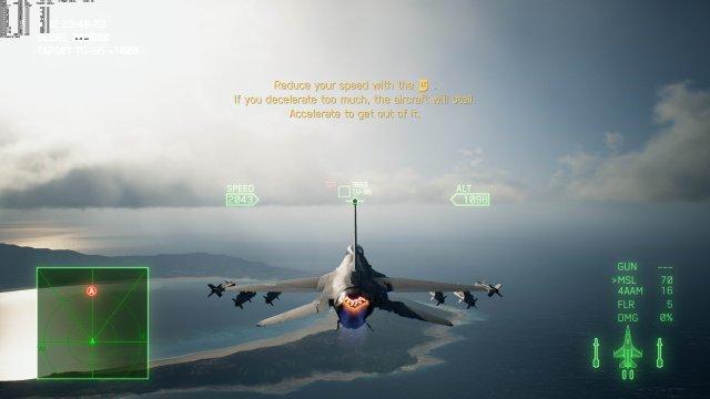 《皇牌空战7》PC版本新测试 平均超过60帧