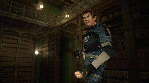 《生化危机2:重制版》复古服装 98年原版皮肤
