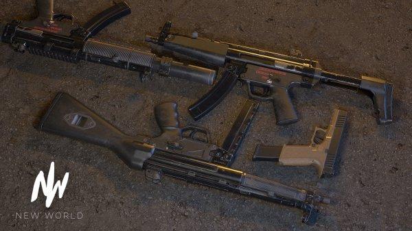 《叛乱:沙漠风暴》首部更新上线 加入5把武器及新模式