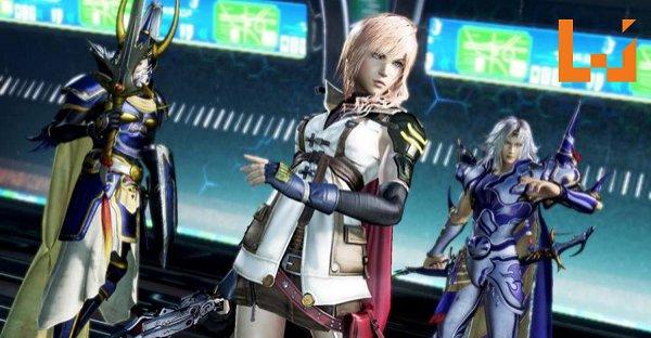 《最终幻想:纷争NT》登陆Steam 免费下载体验