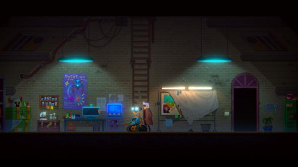 《迷雾侦探》发售日确认 国产赛博朋克解谜游戏