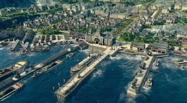 《纪元1800》逃离Steam平台 游戏将登陆Epic商城