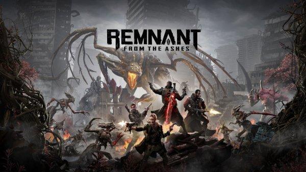 《遗迹:灰烬重生》实机演示公布 游戏8月20日正式发售