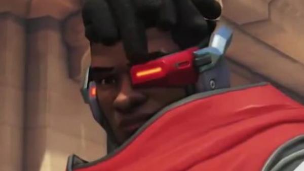 《守望先锋》巴蒂斯特新皮肤公布 造型酷似黑豹男二