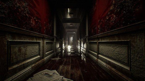 《层层恐惧2》上架Steam平台 游戏暂不支持中文