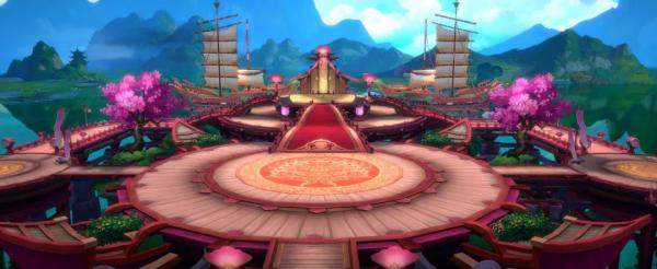 《剑网3:指尖江湖》七秀坊招生简章一舞剑器动四方