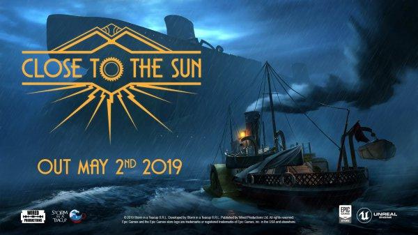 《靠近太阳》发售预告公布 5月2日Epic商店独占推出