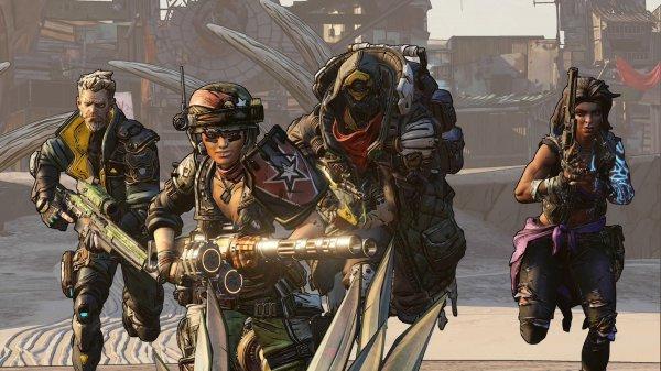 《无主之地3》5月2日公布实机演示 更多新武器亮相