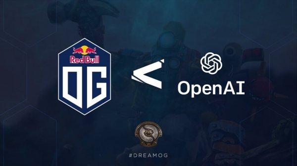 人工智能OpenAI挑战OG 《Dota2》冠军战队落败