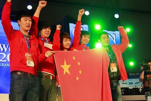 WCG两冠王 70KG的WCG世界总决赛夺冠纪录