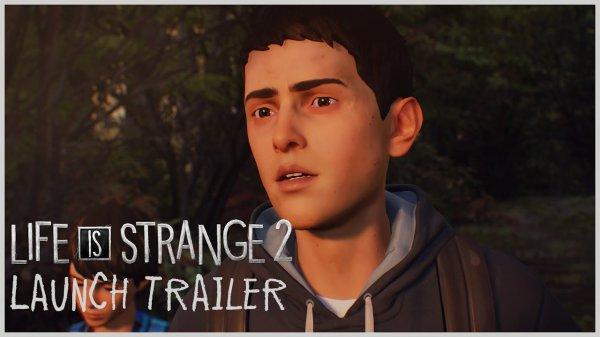 《奇异人生2》第三章第二弹预告片公布 5月9日正式发售