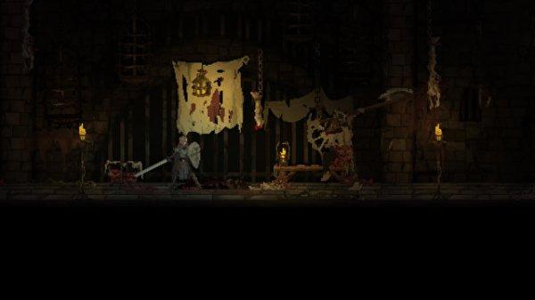 《黑暗献祭》中文版定档 魂系内核的2D动作游戏