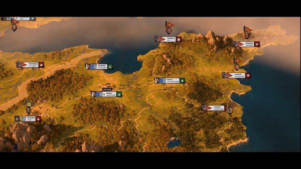 《全面战争:三国》全势力领主预告 12位领主各有特色