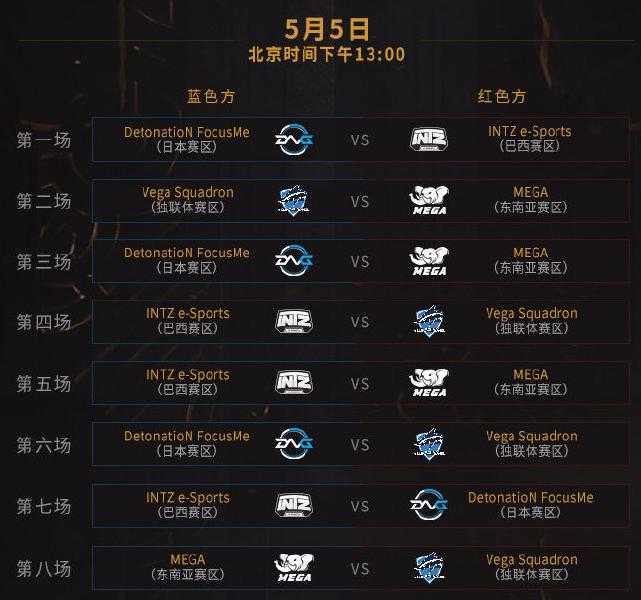 2019msi季中赛赛程更改 入围赛小组赛赛程一览