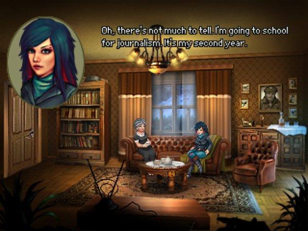 Steam喜加一:像素冒险游戏《凯茜雨》免费领取