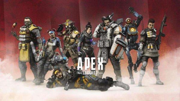 EA���《Apex英雄》引入中�� 未�碛幸馔瞥鍪钟伟�