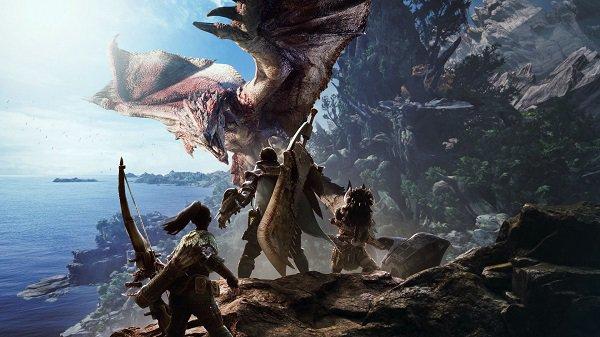 《怪物猎人:世界》10号特别直播 公布资料片详情