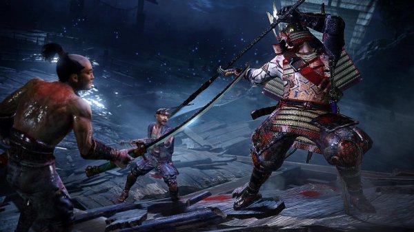《仁王2》实机演示公开 PS4平台开启独占测试