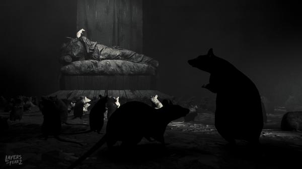 《层层恐惧2》今日正式在多平台发售!