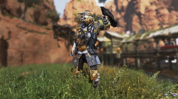 《Apex英雄》限时活动下周开启 第二赛战斗通行证公布