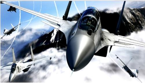 体验飞一般的感觉 盘点好玩的飞行射击类游戏