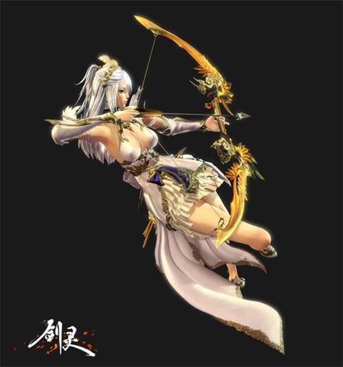 《剑灵》新职业弓手7.11震撼登场 预约活动抢先开启