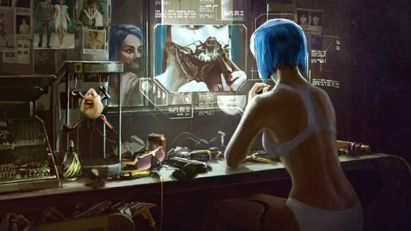 """《赛博朋克2077》角色自定内容丰富 或许可""""跨性别"""""""