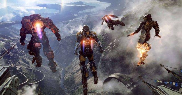 EA总裁谈论《圣歌》 相信这款游戏将会绝地翻盘