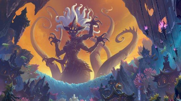 G日谈:魔兽世界8.2版本公布 刀塔霸业全面测试开启