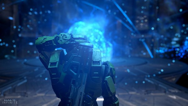 《光环:无限》发售前将推试玩版 确认支持局域网联机