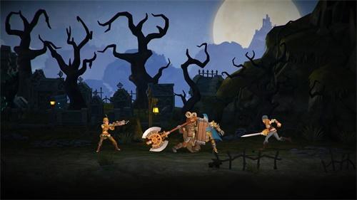 国产新游《灵魂之火》Steam不删档免费试玩即将开启