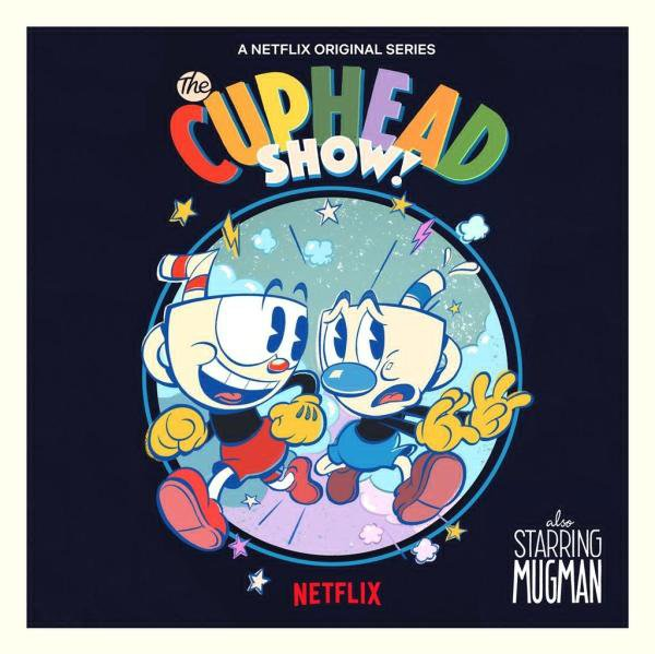 复古欧美风游戏《茶杯头》 携手Netflix动画化