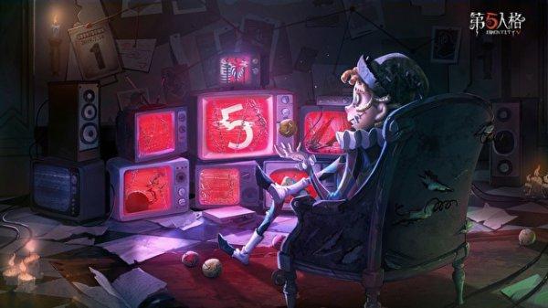"""《第五人格》联动《P5》 主角""""Joker""""入侵偷心"""