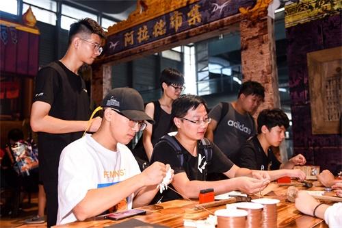 DNF阿拉德市集亮相2019ChinaJoy 新文创探索实践再升级
