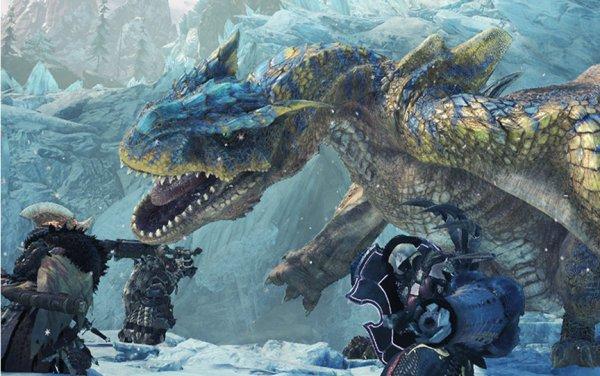 "PS4《怪物猎人:世界》""冰原""B测内容公布 8.30正式开启"