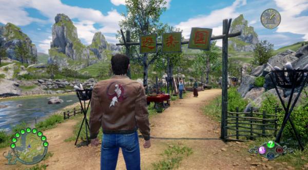 《莎木3》公布PS4典藏版内容 全球限量售卖5000套