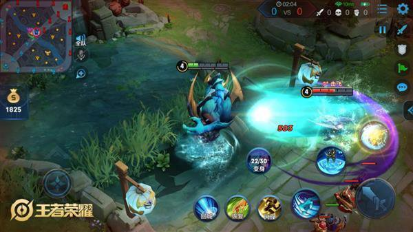 《王者荣耀》4周年新玩法爆料 可变身大龙