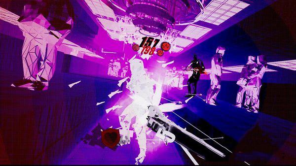 第一人称节奏动作射击VR游戏《Pistol Whip》即将上市
