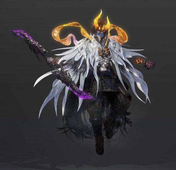 《仁王2》新游戏机制妖怪化幻介绍 怪异以及美丽的形态
