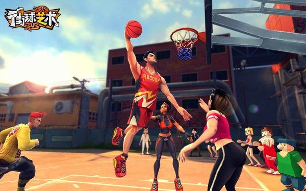 S4赛季启动《街球艺术》非常阵容动感再出发