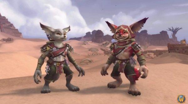 魔兽世界8.3版本狐人怎么解锁 狐人可以选择什么职业