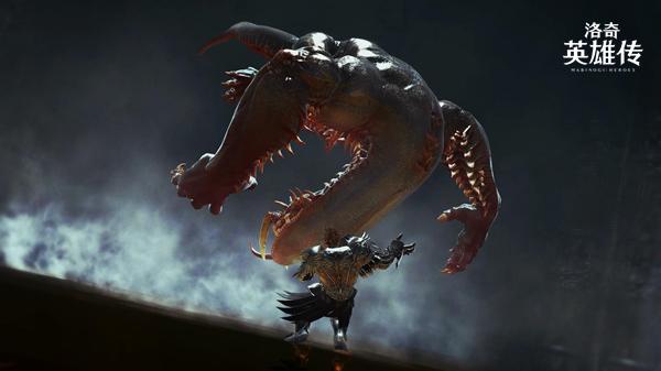 《洛奇英雄传》S3终章10月22上线 新Boss玛鲁杰特来袭