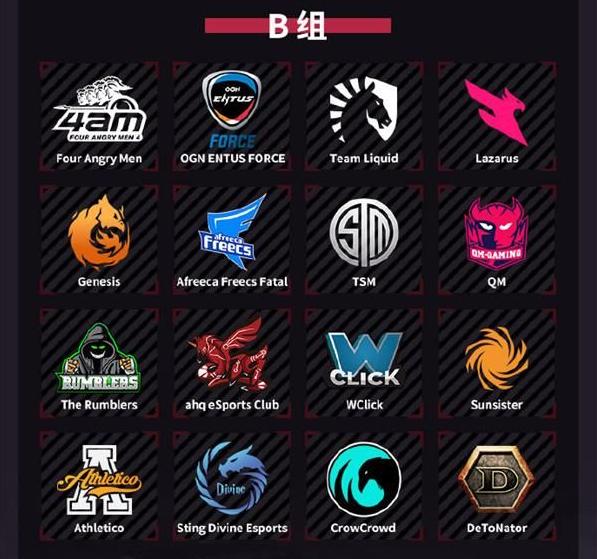 2019绝地求生PGC全球总决赛赛程一览