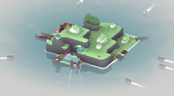 Epic喜加一:动作冒险类游戏《信使》免费领取