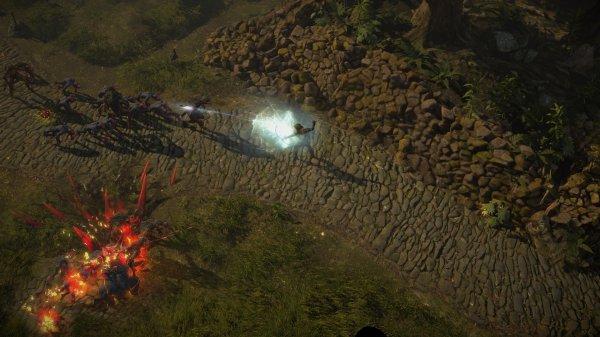 《流放之路2》将登陆次世代主机 暂无计划开发NS版