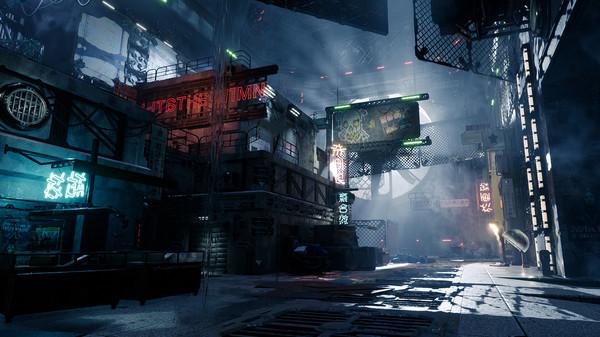 《幽灵行者》新预告公布 赛博朋克风跑酷游戏