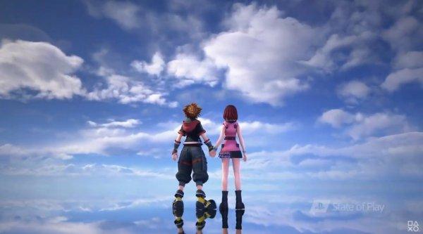 《王国之心3》Re Mind DLC公布 2020年1月23日登陆PS4